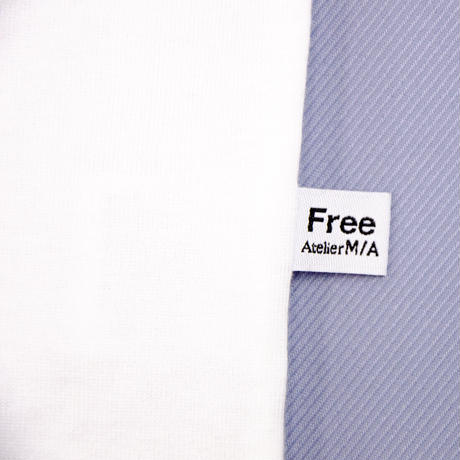 "Print T-shirt ""Ito/Isshin"" / プリントTシャツ"