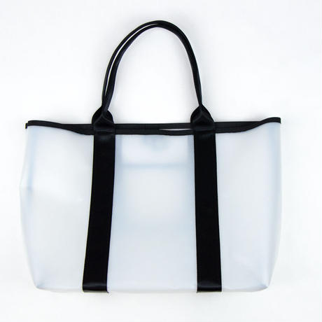 Semi Transparent Bag M /  半透明バックM