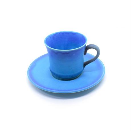 トルコマット コーヒー碗皿