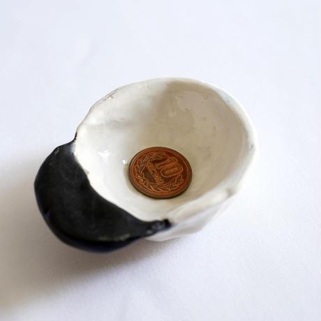 帽子型小物入れ陶器