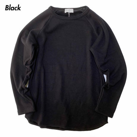 (スピナーベイト)SPINNER BAIT BOMBERHEAT RAGLAN SWEAT CREW