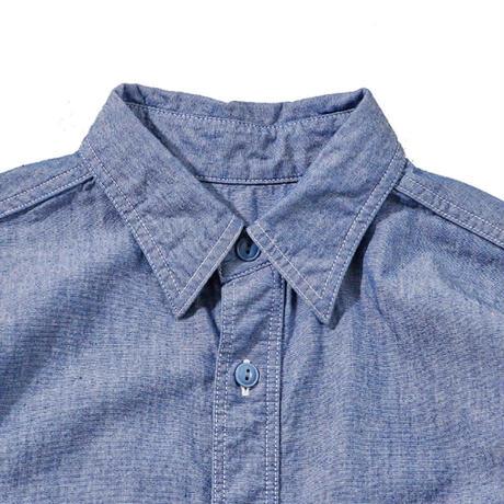 (バンブーシュート)BAMBOO SHOOTS L/S CHAMBRAY SHIRT シャンブレーシャツ