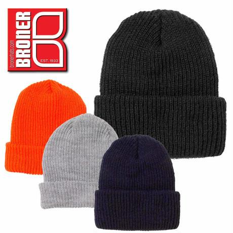 (ブローナー)BRONER Knit Cap