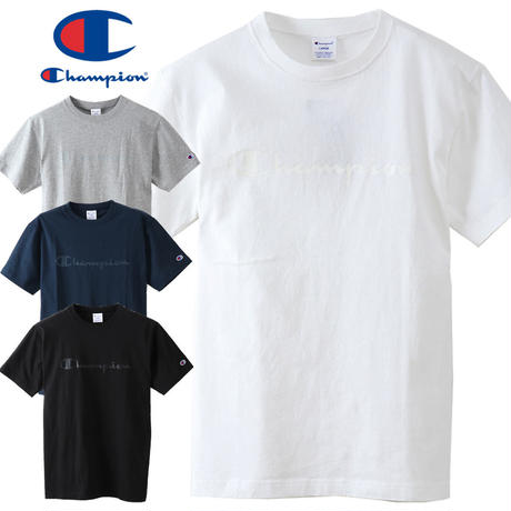 (チャンピオン)Champion BASIC LOGO TEE (C3-M350)