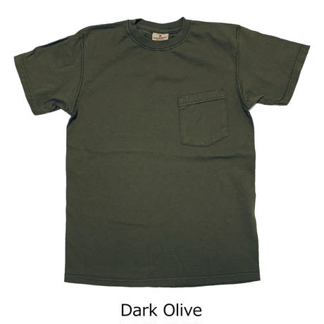 (グッドウェア)Goodwear S/S POCKET TEE