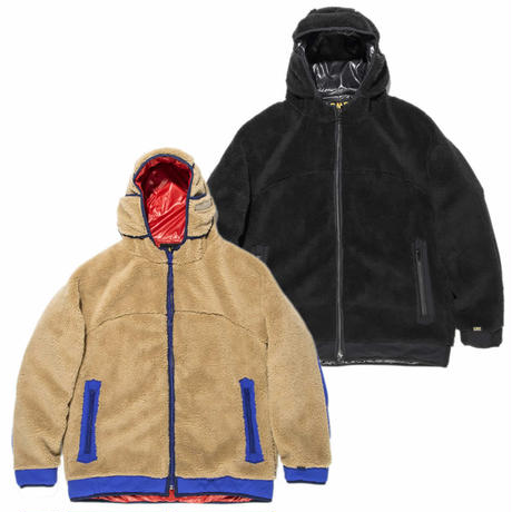 (コンフィアウトドアガーメンツ)COMFY OUTDOOR GARMENT RABBIT HOODIE REVERSE