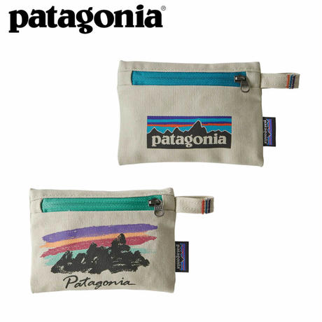 (パタゴニア)Patagonia Small Zippered Pouch