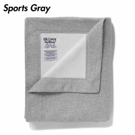 (ギルダン)GILDAN DryBlend 9.0 oz Fleece Stadium Blanket
