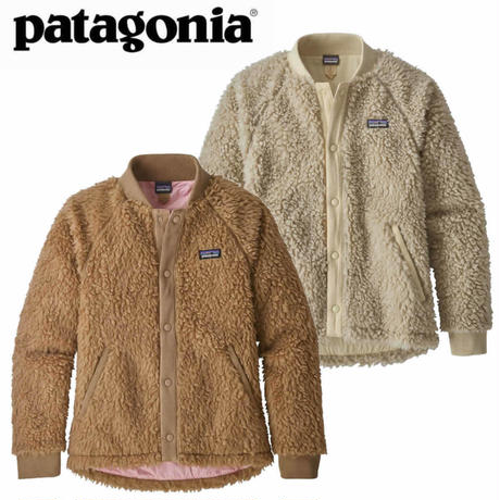 (パタゴニア)Patagonia Girls Retro-X Fleece Bomber Jacket