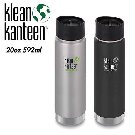 (クリーンカンティーン)Klean Kanteen ワイドインスレート カフェ 20oz592ml