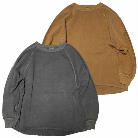 (ワラワラスポーツ)WALLA WALLA SPORT 13oz CREW SWEAT SHIRT