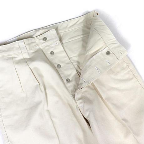 (ミリタリー)MILITARY French Army Chino Trousers フランス軍タイプ チノパンツ