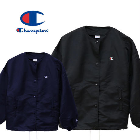 (チャンピオン)Champion Women's Satin Jacket (CW-P604)