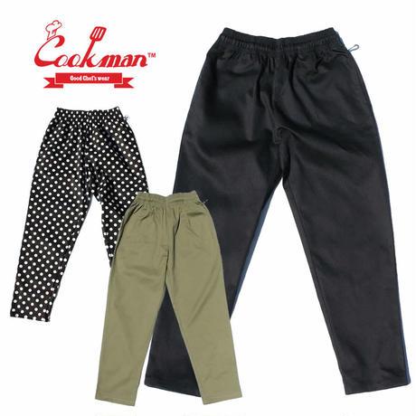 (クックマン)Cookman Chef Pants 「Dots」「Khaki」「Black」