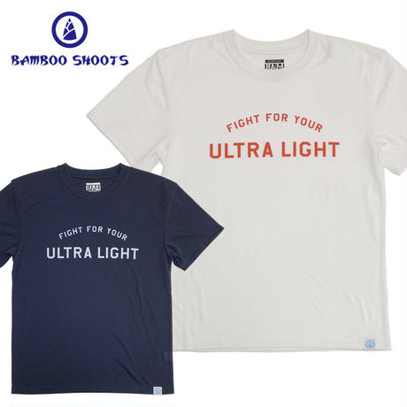 "(バンブーシュート)BAMBOO SHOOTS SOKKAN TEE ""ULTRA LIGHT"""