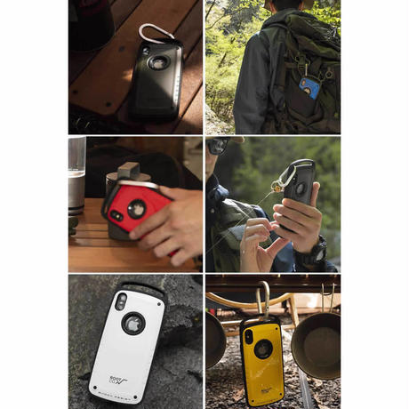 (ルート)ROOT CO. GRAVITY Shock Resist Case Pro. iPhone7/8 ケース 耐衝撃