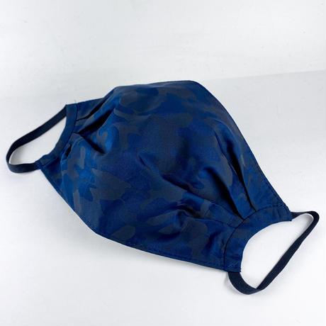 抗ウイルス性不織布内蔵マスク ブルー系タック/ユニセックス #1854B