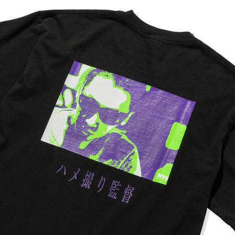 HMJM × Mastered オリジナルTシャツ(ブラック)