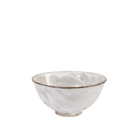 4-251 花こびき 茶碗