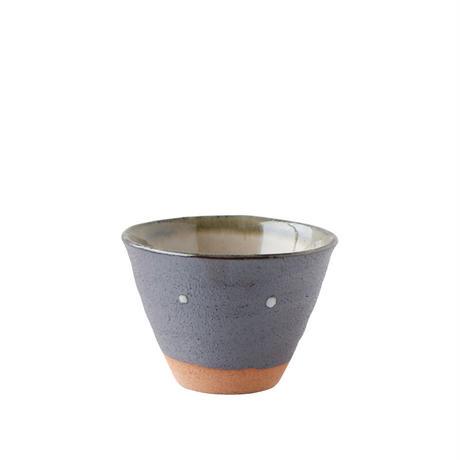 4-517 dailyプチカップ 鉄茶ドット