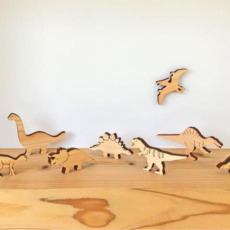 恐竜の積木  DINO(ディノ)