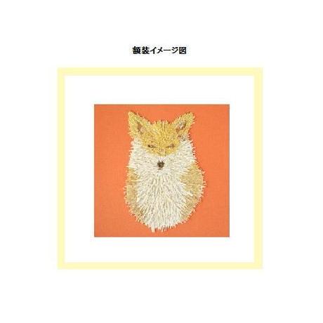 【貼り絵】kitakitsune (edition1)