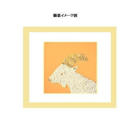 【貼り絵】ibex (edition1)