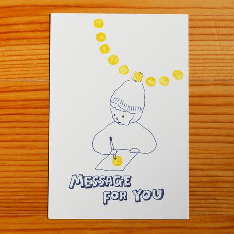 【POST CARD 5枚組】create your life