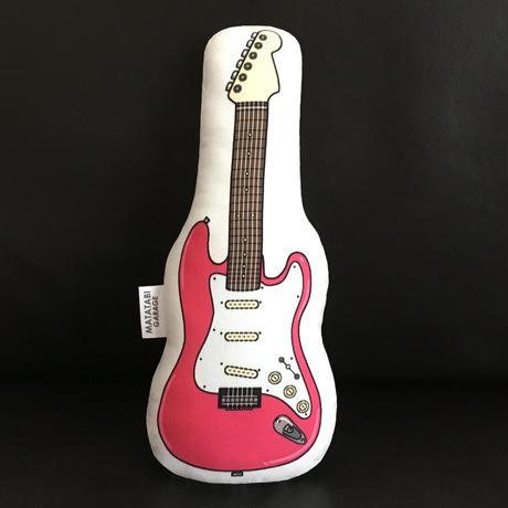 またたびロックンロール ギター(ピンク)