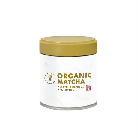 【抹茶共和国】ORGANIC MATCHA 有機抹茶