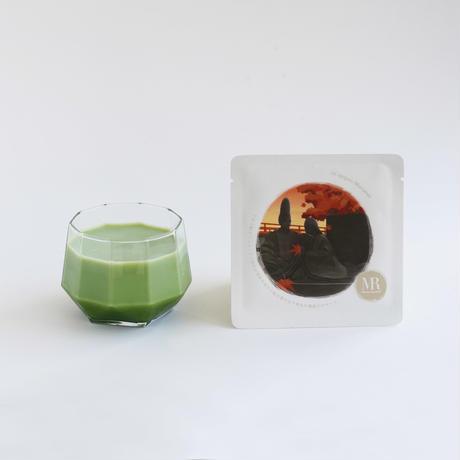 【抹茶共和国】抹茶ラテパック - 四季セット -