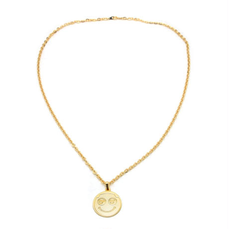 Kinetics x L-VOKAL GOLD MEDAL NECKLACE