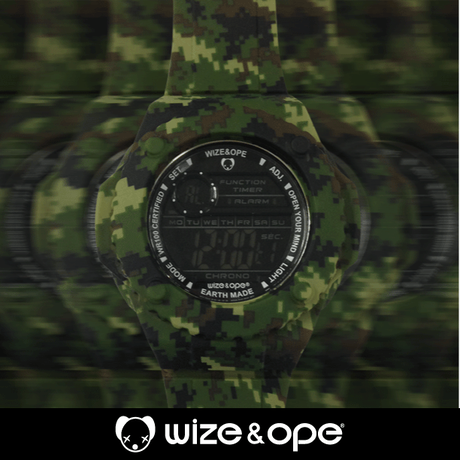WIZE&OPE GUMMY SERIES 1