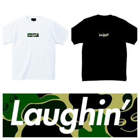 CAMO LAUGHIN' BOX-T