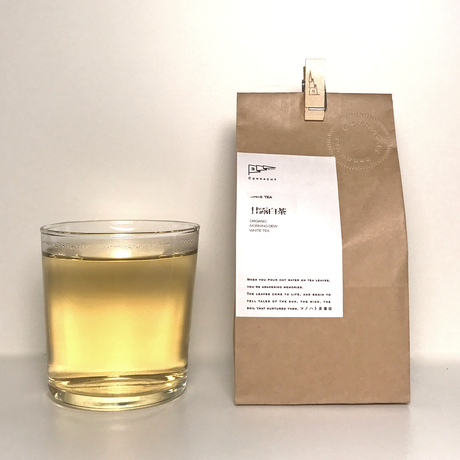 甘露白茶 茶葉20g