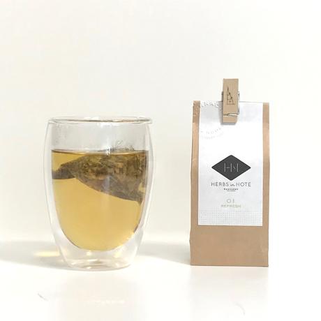 Herb Tea[REFRESH] 7TeaBags