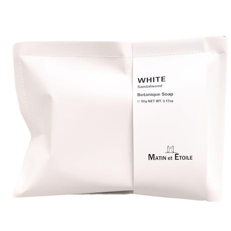 WHITE - Botanique Soap