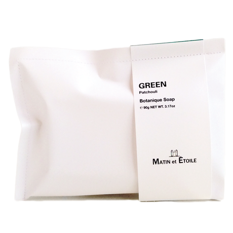 GREEN - Botanique Soap