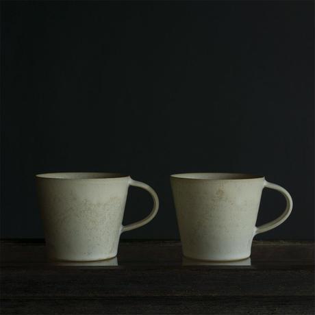 安藤由香 マグカップ A ホワイト