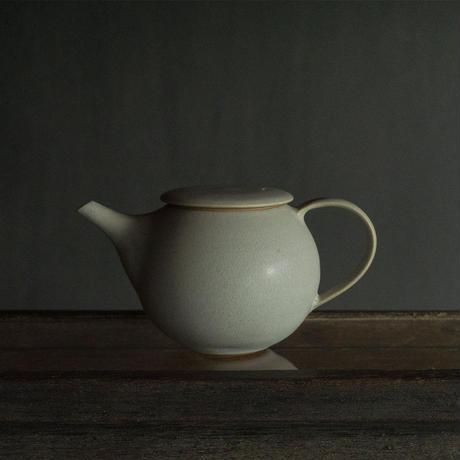 安藤由香 ティーポット ブルーグレー