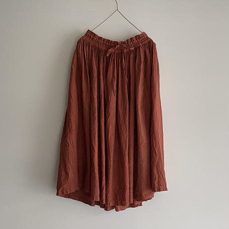 kitta Bergium Linen スカート
