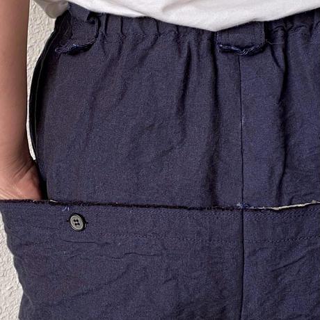 mon sakata ぐるりポケットパンツ