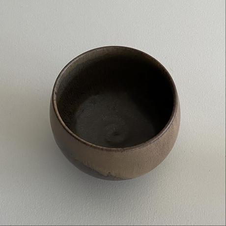 生形由香 色釉碗