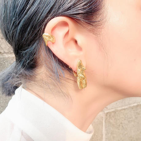 woman dance ear cuff