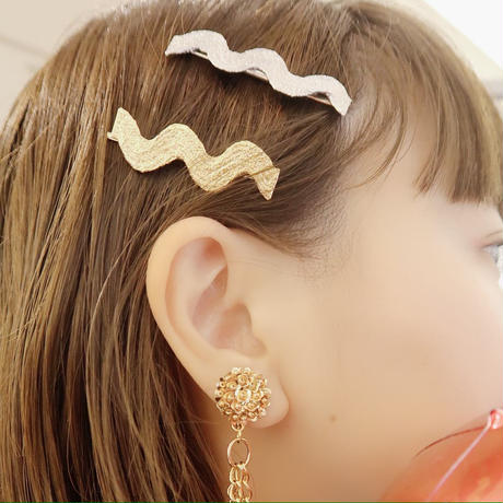wave hairpin small