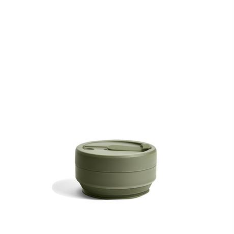 stojo POCKET CUP/ポケットカップ 12oz/355ml トールサイズ MOSS/モス