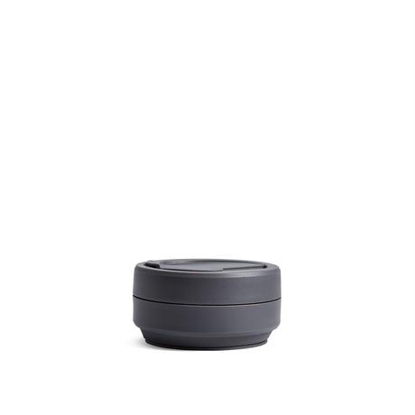 stojo POCKET CUP/ポケットカップ 12oz/355ml トールサイズ CARBON/カーボン