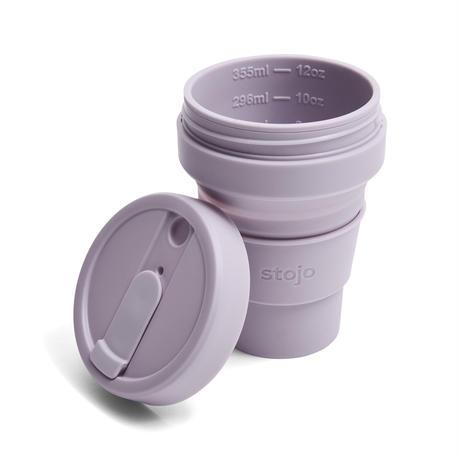 stojo POCKET CUP/ポケットカップ 12oz/355ml トールサイズ LILAC/ライラック