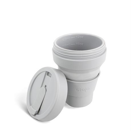 stojo POCKET CUP/ポケットカップ 12oz/355ml トールサイズ CASHMERE/カシミア