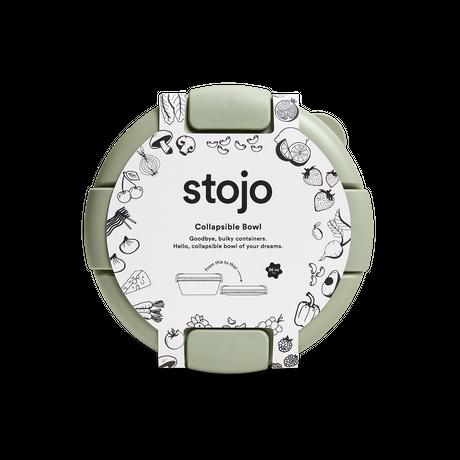 stojo COLLAPSIBLE BOWL/ボウル 36oz/1.1L SAGE/セージ